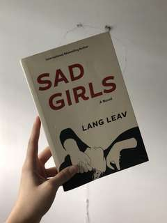 Sad Girls Lang Leav
