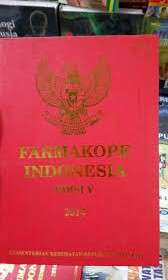 Farmakope Indonesia Edisi V 2014