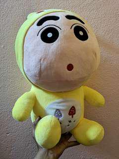 Shin Chan in Pikachu 45cm