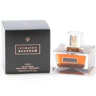 INTIMATELY BECKHAM by David­ Beckham for Man 50ml Eau De Toillette Spray Men's Cologne New In Box By David Beckham