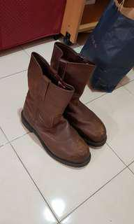 Redwing Safety Shoes Size 9 US