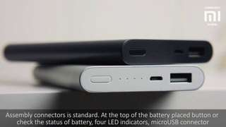 BRAND NEW AUTHENTIC XIAOMI PORTABLE CHARGER