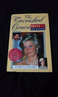 princess diana the tarnished crown by anthony holden