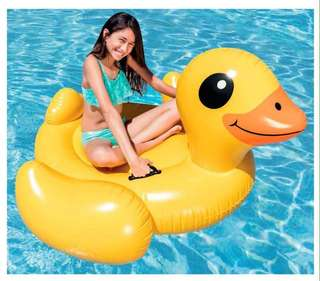 Large Yellow Duck Float #july70