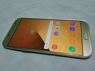 Samsung a7 2017 32gb Gold