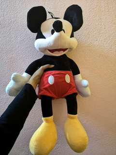 Plush Toy Mickey Mouse 65cm