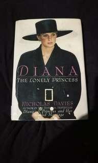 Princess diana the lovely princes book by nicholas davies
