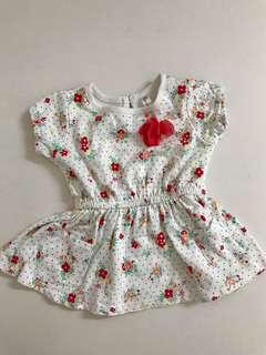 Cherokee Baby Dress (3-6mth)