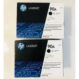 HP Black Toner Cartridge CE390A (M455mfp)