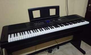 Yamaha Keyboard DGX-650