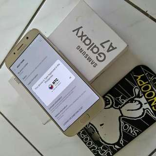 Original samsung galaxy a7 2017 32gb gold openline