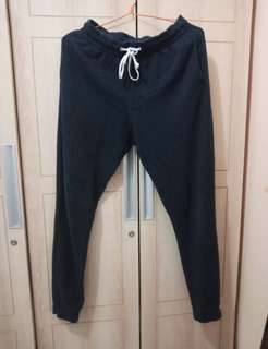 H&M Navy Sweatpants