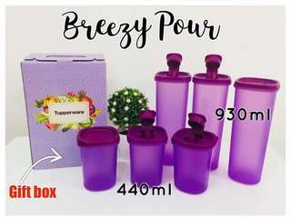 Tupperware Breezy Pour