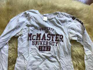 Mac uni long sleeve