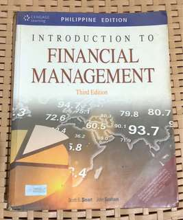 Introduction to Financial Management Third Edition