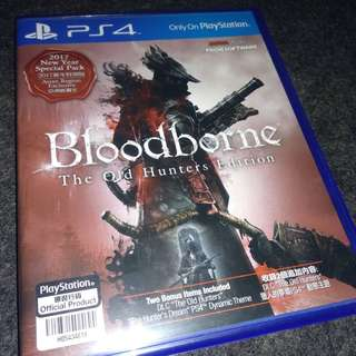 Bloodborne (The Old Hunters Edition)