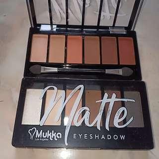 Matte eyeshadow