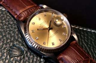 Rolex 16233 Diamond Datejust