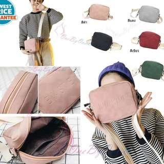Korean mini shoulder messenger sling bag
