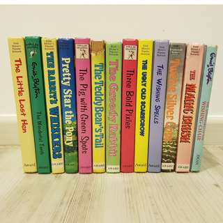 Enid Blyton Series Collections