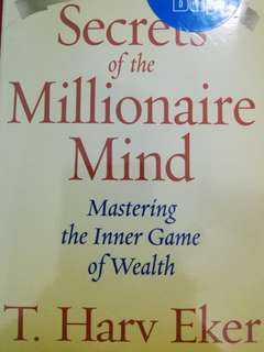 Secrets of the Millionaire Mind - Mastering the inner wealth