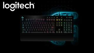 Logitech G213 prodigy (Spill-resistant RGB Gaming keyboard)