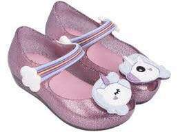 MINI MELISSA UNICORN PINK US7/8