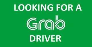 Grab Driver na Matino