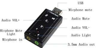 🔥 USB Sound Card - version 1.0 - Classics