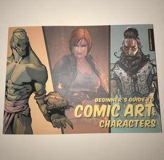Beginner's Guide to Comic Book Art