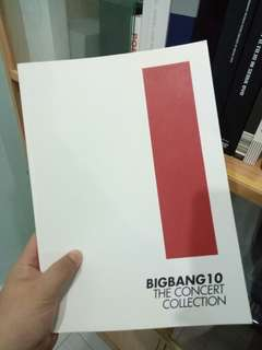 BIGBANG10 THE CONCERT COLLECTION
