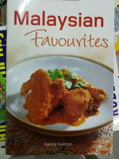 Cooking Book - Malaysian Favourites