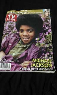 michael jackson magazine tv guide