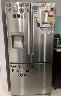 Samsung 533L Refrigerator