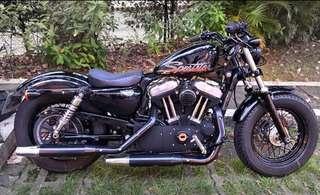 Sportster 48 1,200cc