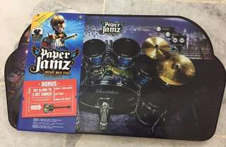 Paper Jamz Drum Kit - BLUE #subangjayaswap
