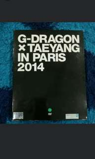 G DRAGON X TAEYANG IN PARIS