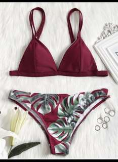 Zaful Small Bikini Set