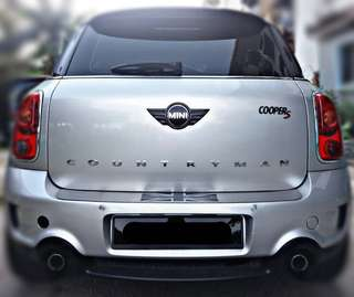 Mini Cooper S countryman 1.6 turbo