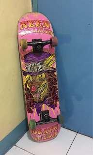 Skateboard fullset deathwish