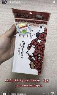Hello Kitty Sanrio Card Case