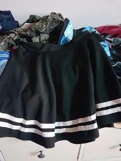 海軍風裙子