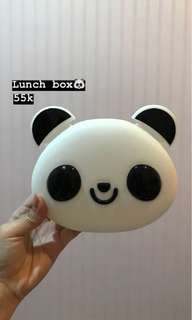 Lunch Box Panda Ori Japan