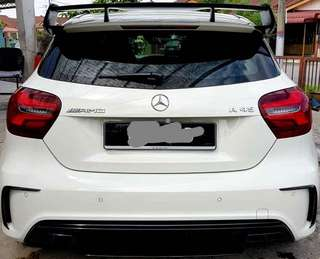 Merc Benz A45 AMG Local Spec
