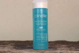 Clinelle Deep Cleansing Water