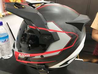 Klim krios helmet-M size