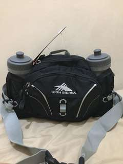 HIGH SIERRA WAIST BAG WITH TUMBLERS