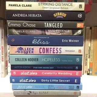 Novels!
