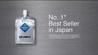🚚 IZUMIO HYDROGEN WATER For Sale!