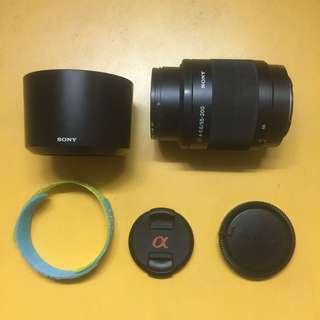 Sony SAL55200 55-200mm Lens